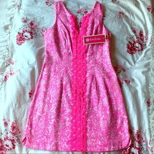 Lilly Pulitzer for target women's pink dress